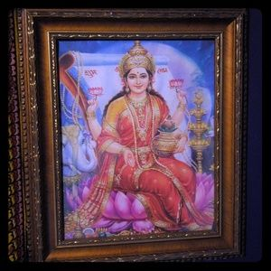 Other - Indian Goddess Painting